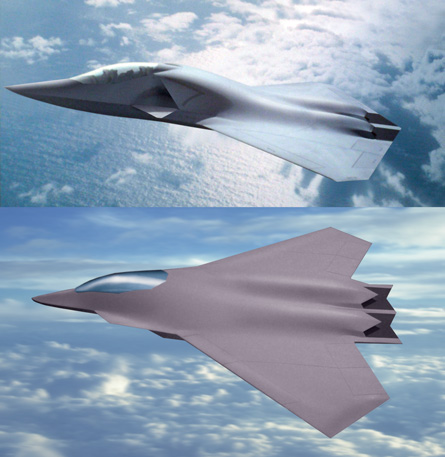 NGAD is a new combat fighter jet project after 20 years