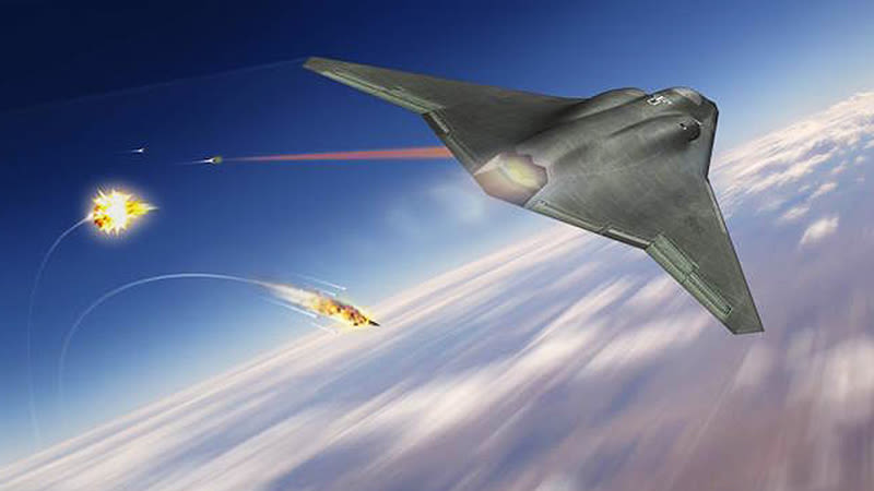 Lockheed Martin eyes equipping US army with military grade laser