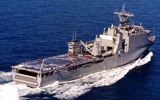 Whidbey Island Class & Harpers Ferry Class Dock Landing Ship