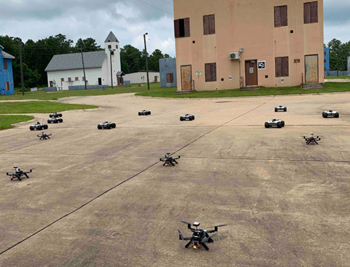 The US Defense Advanced Research Projects Agency (DARPA) has conducted the fourth Offensive Swarm-Enabled Tactics (OFFSET) field experiment as part of its efforts to explore new defence technology