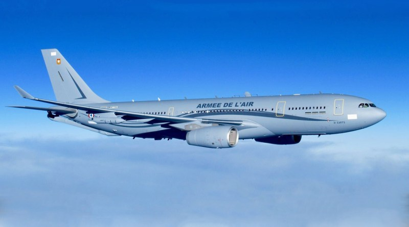 French Ministry of Armed Forces Orders Three Additional Airbus A330 Aircraft