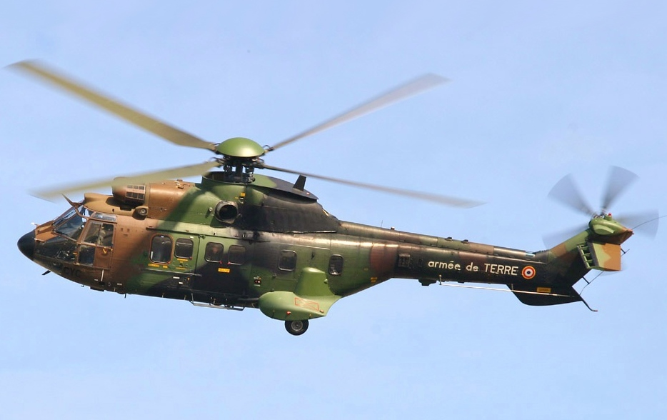 AS532 U2/A2 Cougar Multi-Purpose Helicopter