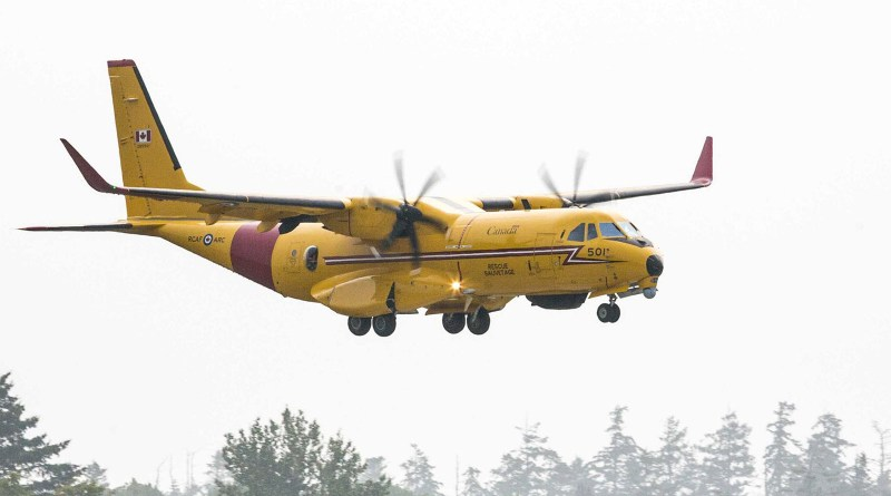 The new CC-295 is based on the proven C295 twin engine with a number of modifications