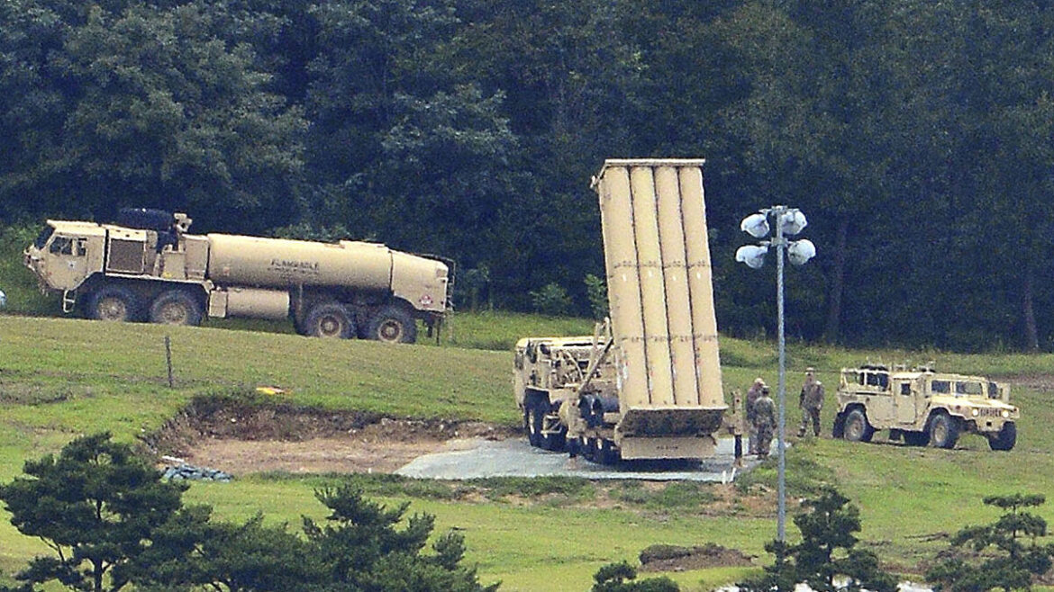 MDA and Army see successful Patriot and THAAD test after failure