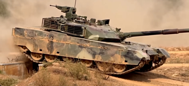 The VT4 main battle tank is a Chinese third generation main battle tank built by Norinco for overseas export