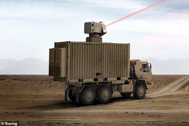 High Energy Laser (HEL) weapon system to support a variety of air and missile defense applications