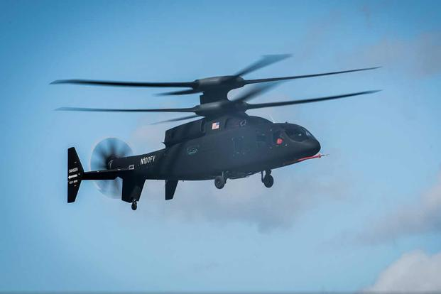 TheSikorsky–Boeing SB-1 Defiant is theSikorsky AircraftandBoeingentry for theUnited States Army'sFuture Vertical Lift program
