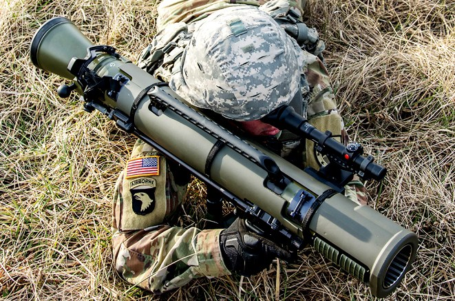 SAAB signs contract with US Army for M3E1 man-portable shoulder-fired weapon