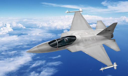 Airbus unveils concept of future light combat aircraft and advanced jet trainer