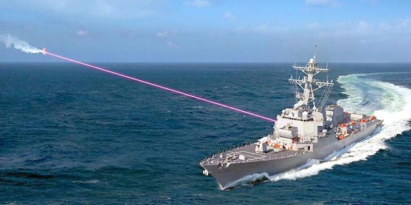 Report on Navy Laser, Railgun and Gun-Launched Guided Projectiles