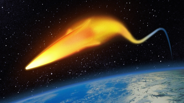 DARPA's Hypersonic OpFires Aims For Army 1,000-Mile Missile