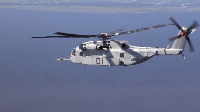 Sikorsky to deliver six CH-53K King Stallion helicopters to U.S. Marine Corps