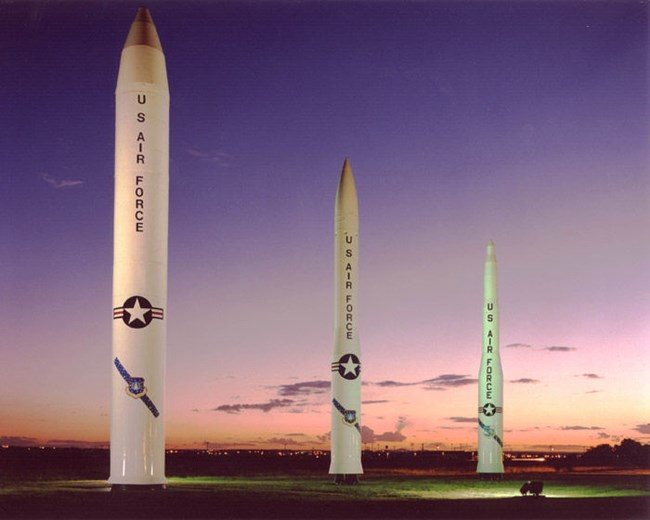 United States conducts test-launch of unarmed Minuteman III ICBM missile