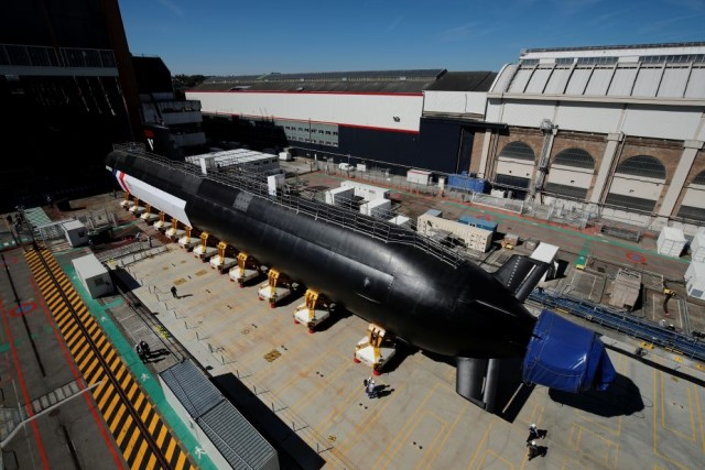 TheBarracuda classis anuclearattack submarine for the French Navyintended to replace the Rubis-class submarines