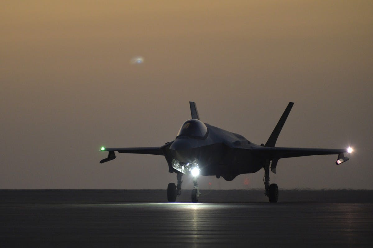 Trump said to notify US Congress of F-35 sale to United Arab Emirates
