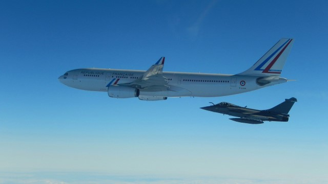 The Airbus A330 Multi Role Tanker Transport (MRTT) is an aerial refuelling tanker aircraft based on the civilian Airbus A330