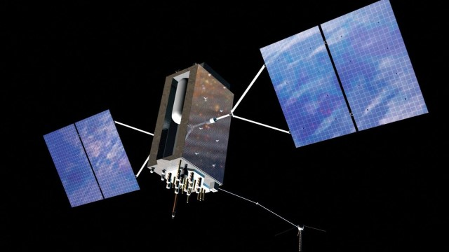 GPS Block III (previously Block IIIA) consists of the first ten GPS III satellites, which will be used to keep the Navstar Global Positioning System operational.
