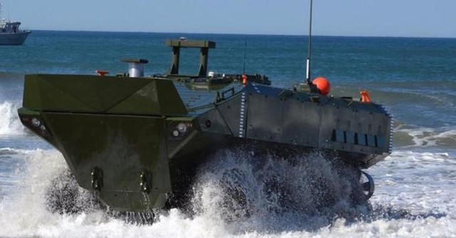 New Amphibious Combat Vehicle for US Marine Corps enters full-rate production