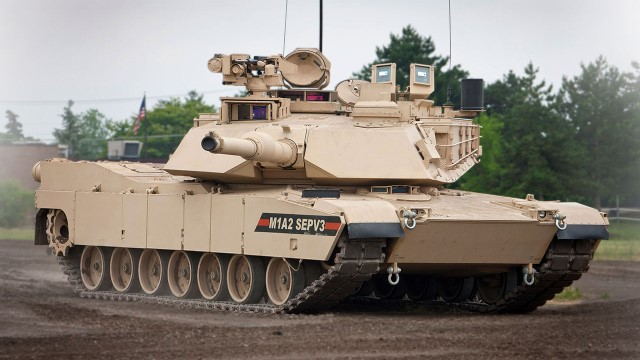 General Dynamics to produce more M1A2 SEP V3 main battle tanks for US Army