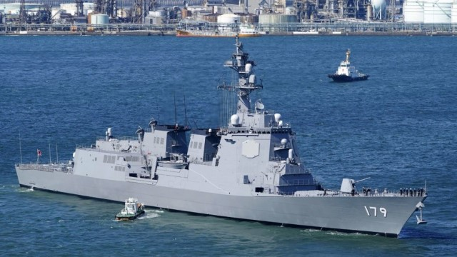 Japan government approves the construction of two AEGIS warships
