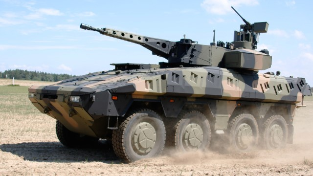 Armoured Fighting Vehicle Boxer