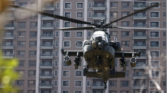 United States approves the sale of AH-64E attack helicopters to Kuwait
