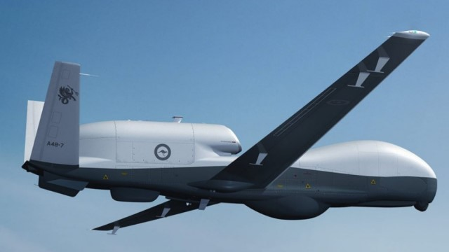 Australia approves sustainment funding for the fleet of MQ-4C Triton naval unmanned aircraft