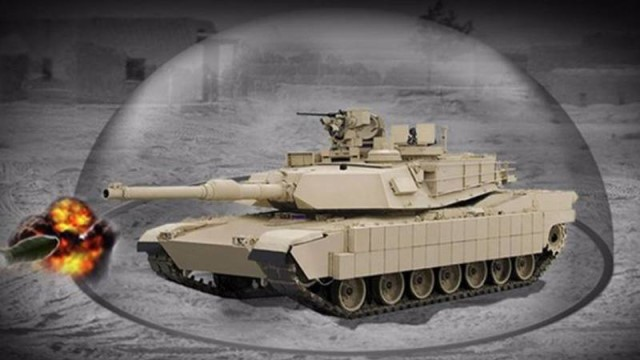 Trophy is a military active protection system (APS) designed to protect vehicles from ATGMs, RPGs, anti-tank rockets, and tank HEAT rounds