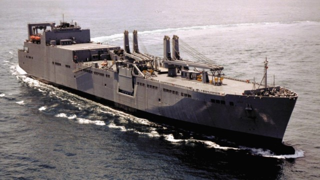 Bob Hope Class Vehicle Cargo Ship