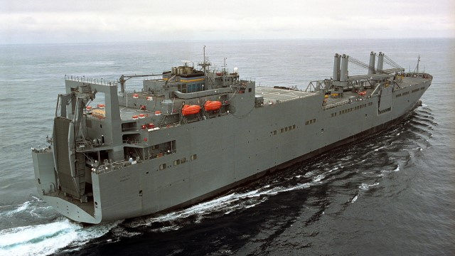 Watson Class Vehicle Cargo Ship