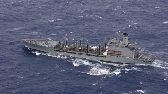 Henry J. Kaiser Class Replenishment Oiler