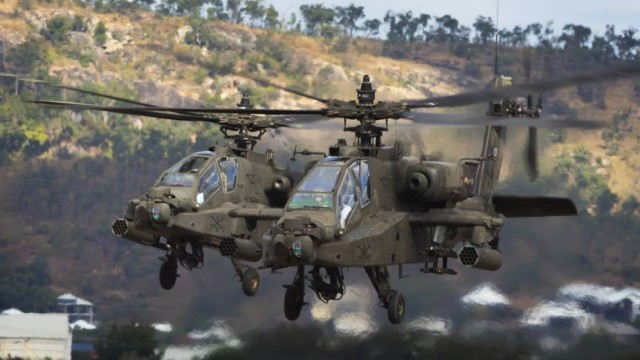 Australia replaces Tiger ARH helicopter fleet with AH-64E Apache