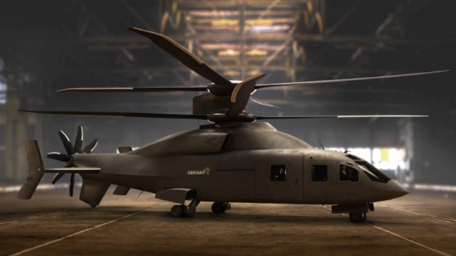 US Army chooses Bell and Sikorsky-Boeing team for FLRAA competition
