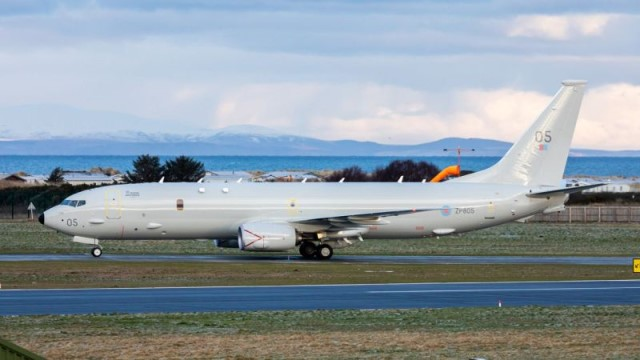 UK: fifth P-8 Poseidon MPA delivered to the Royal Air Force