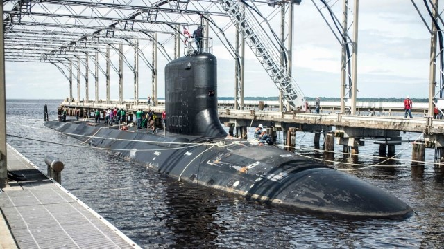 Newport News Shipbuilding contract to support Research and Development for future submarines