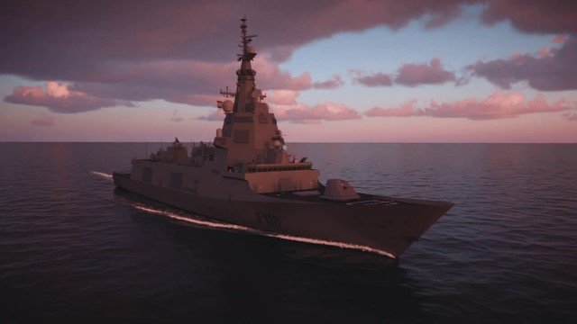 Spain F110 Bonifaz-Class multi-mission Frigates to be equipped with iXblue navigation systems