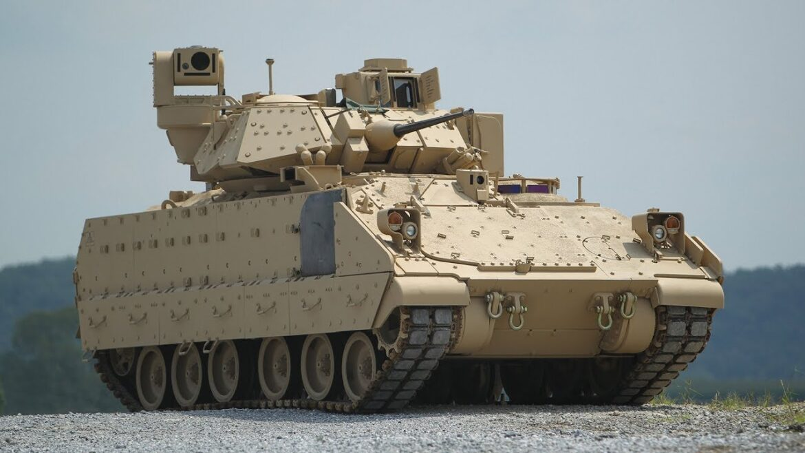 US Army Tests New Active Protection For Abrams, Bradley, AMPV & Stryker