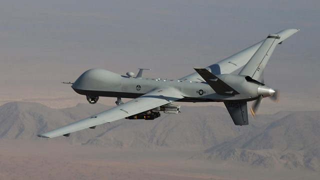 Tempting US planes in Syria: Why did Russia hold back and not shoot down US UAVs?