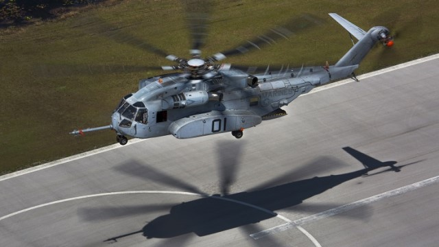 Israeli military selects CH-53K King Stallion as new transport helicopter