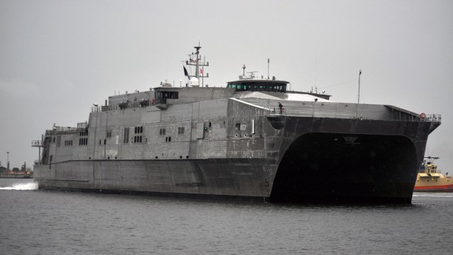 United States Navy awards Austal USA contract for the Spearhead-class