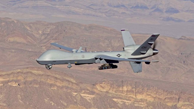 US Marine Corps to acquire two MQ-9A Reaper UAVs