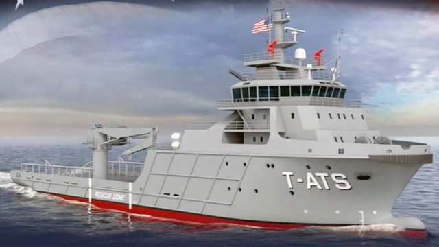 Austal wins contract for the new Navajo-class ship
