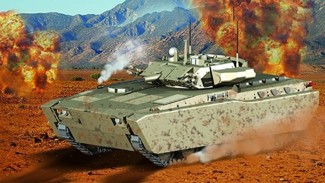 Indian Army to replace BMP-2 with FICV combat vehicles launching attack and surveillance drones
