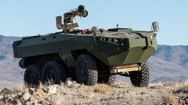 US Marine Corps selects Textron and General Dynamics for Advanced Reconnaissance Vehicle (ARV) pre-award