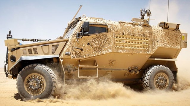 Tactical Vehicle Foxhound