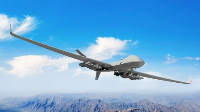 United Kingdom signs a contract to acquire 13 Protector (Reaper) remotely-piloted aircraft