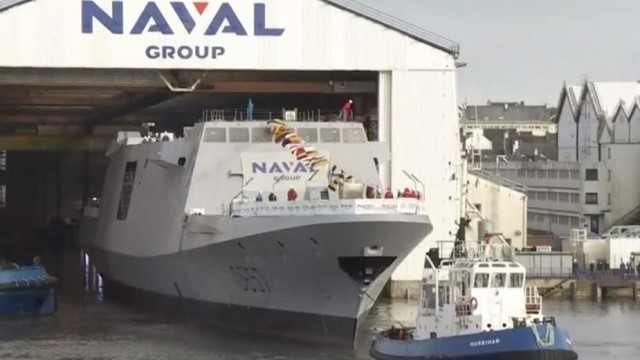 French Navy to receive two additional FREMM frigates