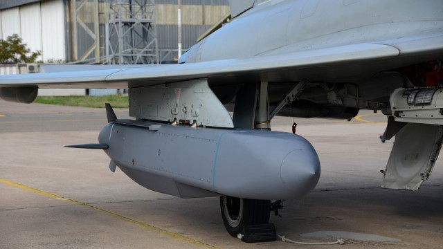 Storm Shadow Stand-Off Attack Missile