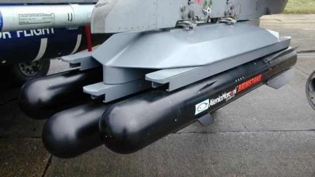 Brimstone Tactical Air-Ground Missile