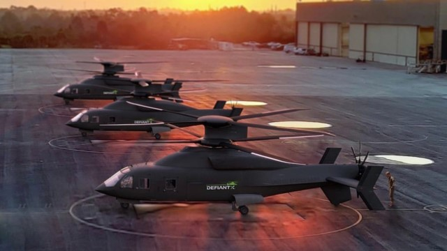 Sikorsky-Boeing delivers Future Long-Range Assault Aircraft (FLRAA) proposal with its DEFIANT X to US Army